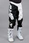 Alias Youth Motocross Pant Black & White