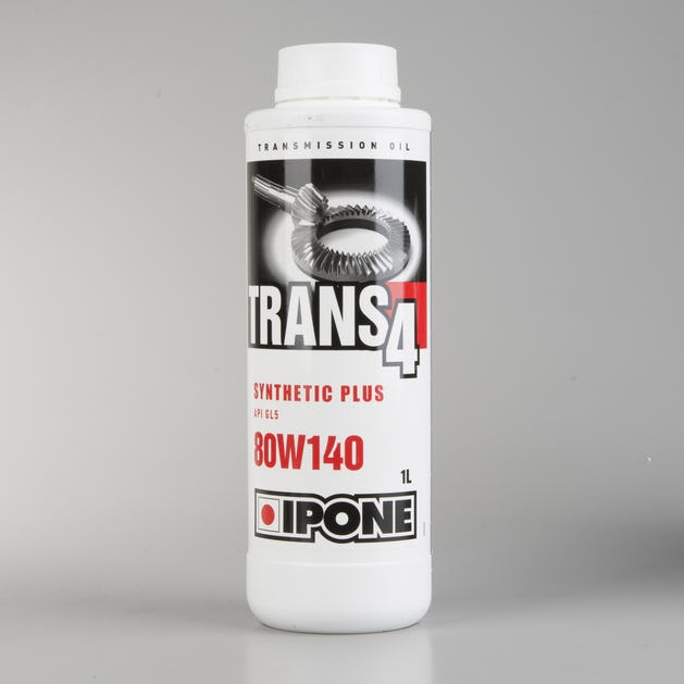 Ipone Trans 4 80W140 Semi-Synthetic Gearbox Oil - 1L - Lowest Price