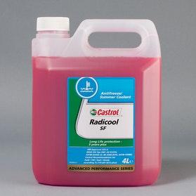 Glykolová Chladící Kapalina Castrol Červená 4L -38°C