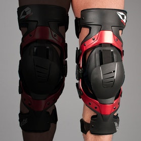 EVS Axis Sport Knee Protectors Left