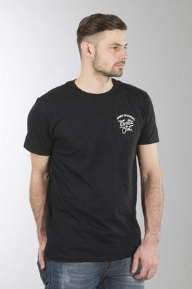 Koszulka XLMoto Throttle Czarna