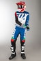 Fox 180 MX Clothes Blue MX 18