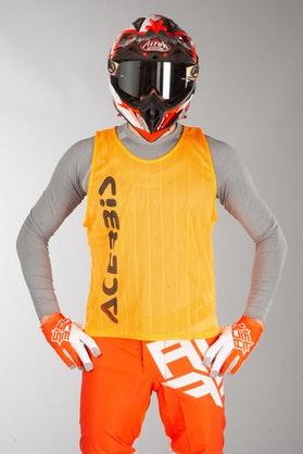 Tank Top Acerbis Bib, Orange
