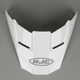 HJC FG-X Helmet Peak White