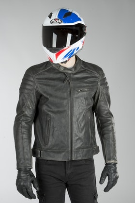 IXS Classic LD Cruiser Jacket Black