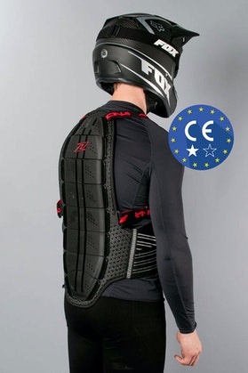 Zandona Shield Back Protector