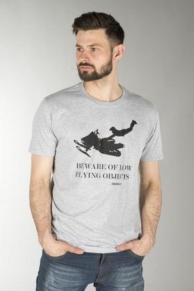 Koszulka Sledstore Beware LFO Szara