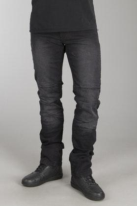 MC-Jeans Course Rocker Aramidforstærkede, Sort