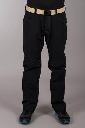 Trekové kalhoty Klim Transition Černá