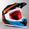 Motokrosová helma Scott 350 Pro ECE Dětská Oranžovo-Modrá