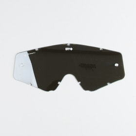 Alias Lens Smoke-Silver Mirror