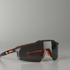 100% Speedcraft SL Bicycle Glasses Matte Dark Havana