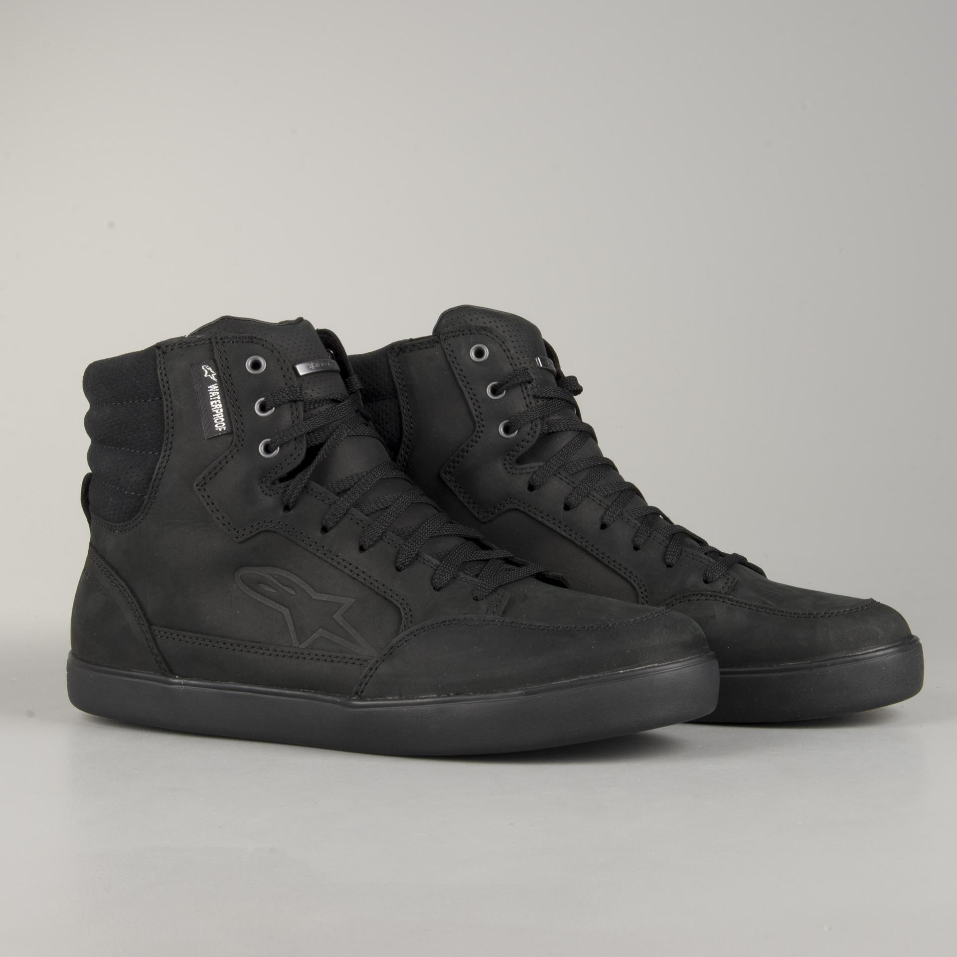 Alpinestars J 6 Waterproof Shoes Black