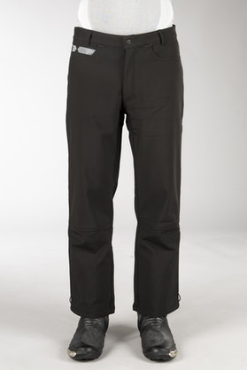 IXS Short Functional Softshell Trousers Black