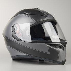 AGV K-5 Helmet Black-Matte Grey