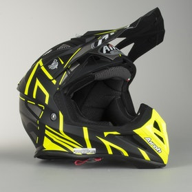 Airoh Aviator 2.2 Helmet Styling Yellow Matt