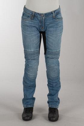 Spodnie Spidi Furious Pro Damskie Niebieskie