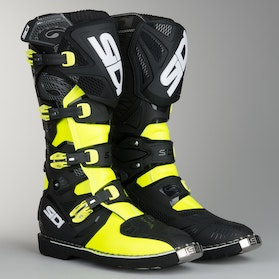Cross støvler Sidi X-Treme Gul-Fluo-Sort