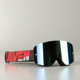 "MX Brýle Raven Edge ""Heat"" Zlaté"