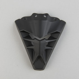 Acerbis Profile 3.0 Mouthpiece  Black