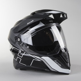Airoh Commander Duo Helmet Gloss Matt