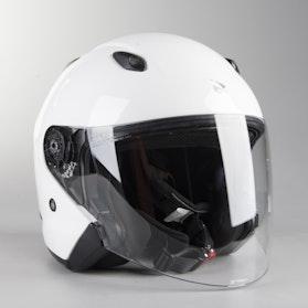 RXA Intercity Open Helmet White