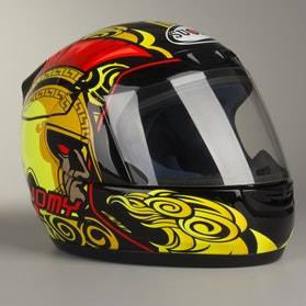 Suomy Apex Gladiator Helmet