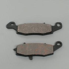 Přední Brzdové Destičky Snell Semi Sinter Metal