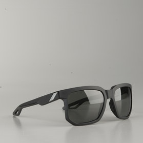 PEAKPOLAR Centric Soft Tact Sunglasses Black-Grey