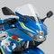 Owiewka Puig Racing Suzuki Przezroczysta