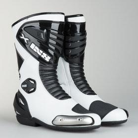IXS Sepang Motorcycle Boot White-Black