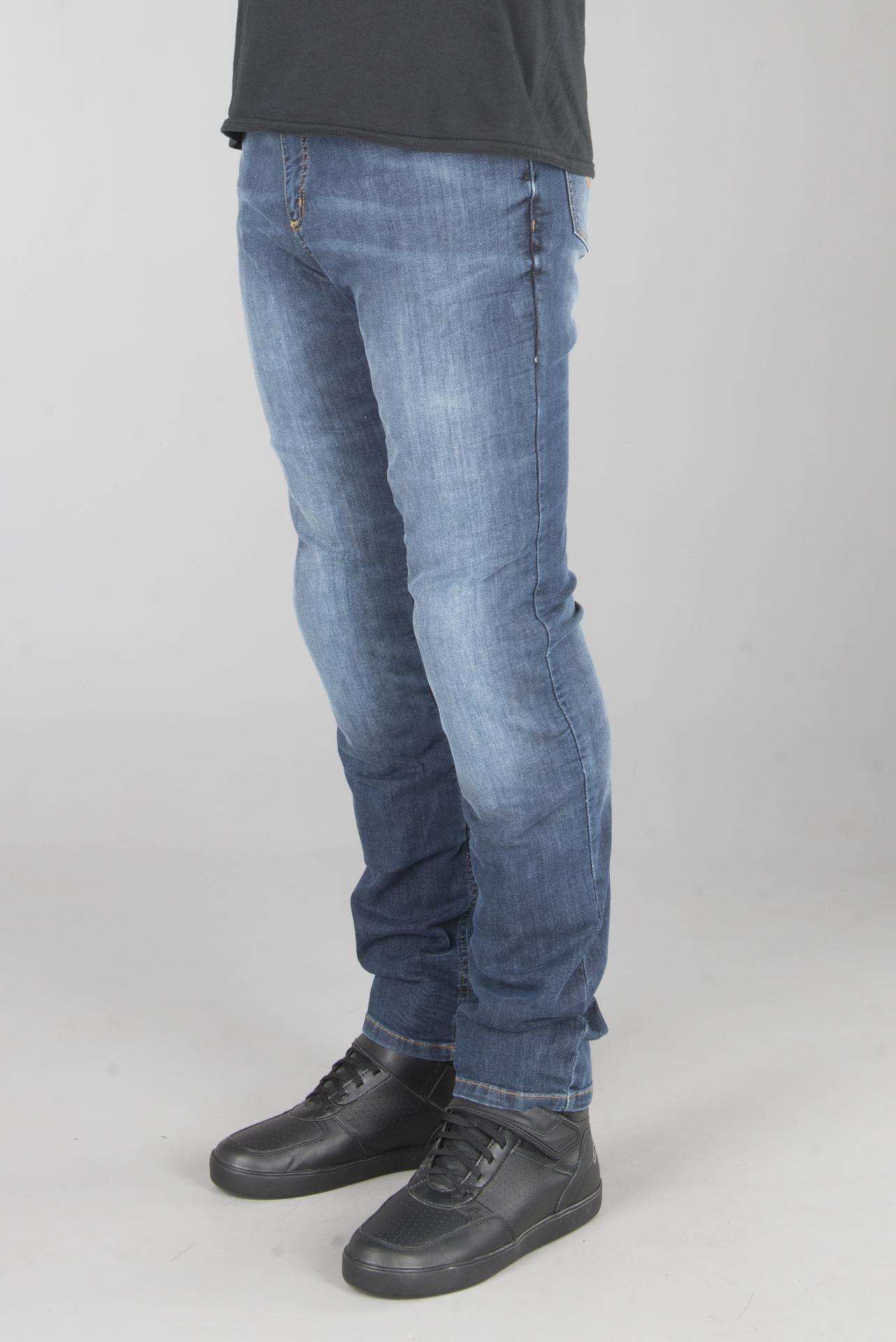 Broek Richa Nora Jeans Blauw