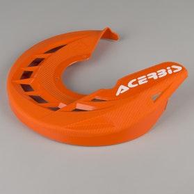 Chránič Brzdového Kotouče Acerbis X-Brake Neonová Oranžová