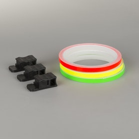 OneDesign 7mmx6m Rim Tape Fluorescent