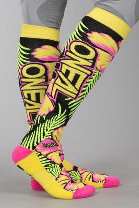 O'Neal Island Socks Pink