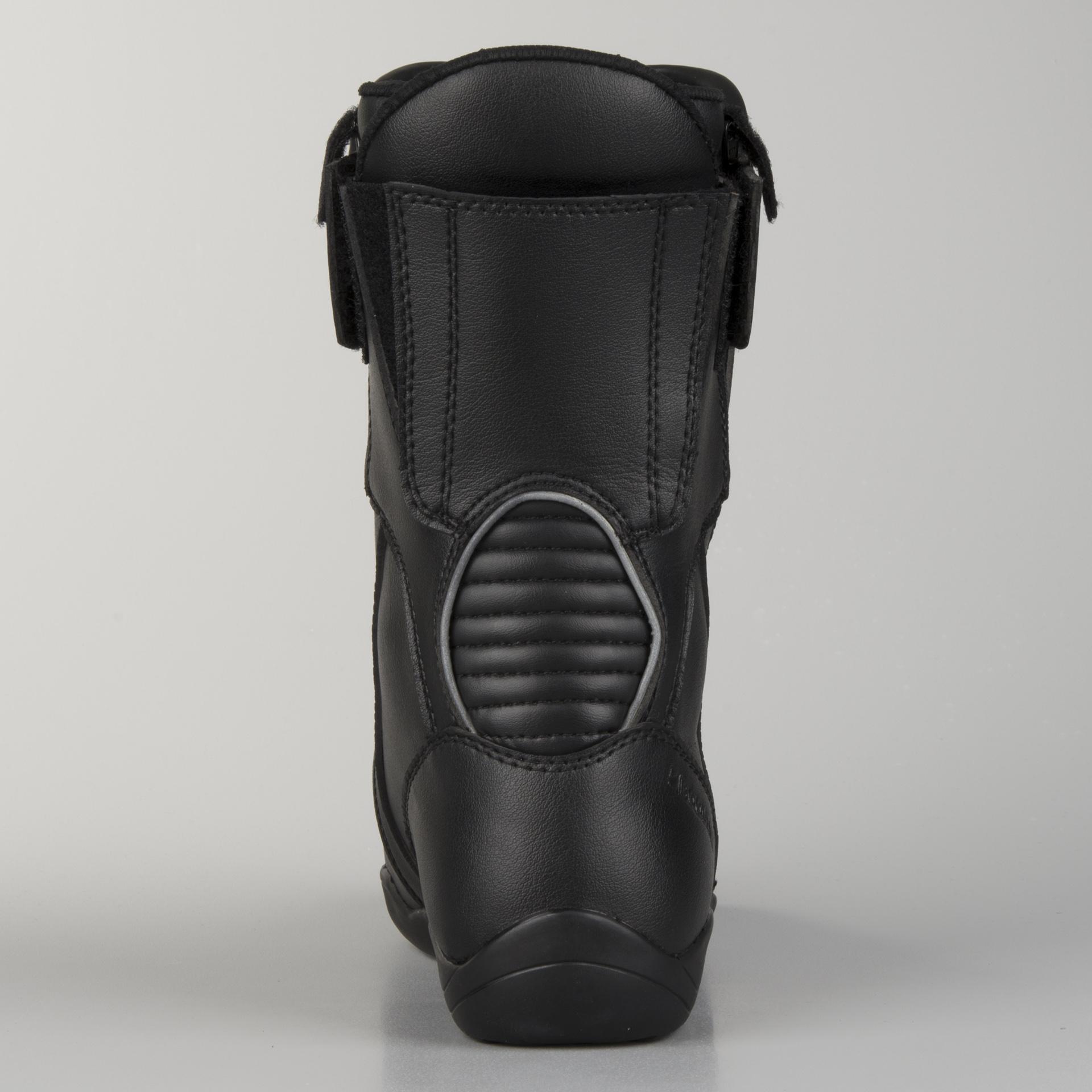MC Stövlar Booster Comfort Svart Nu 11% rabatt XLmoto.se