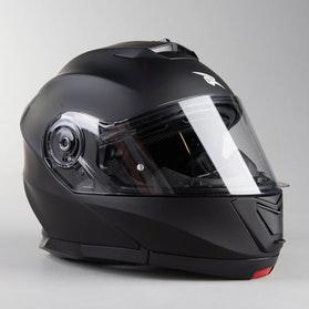 RXA Comet Ff 318 Openable Helmet Matte Black