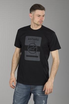 T-Shirt Alpinestars Kar Czarny