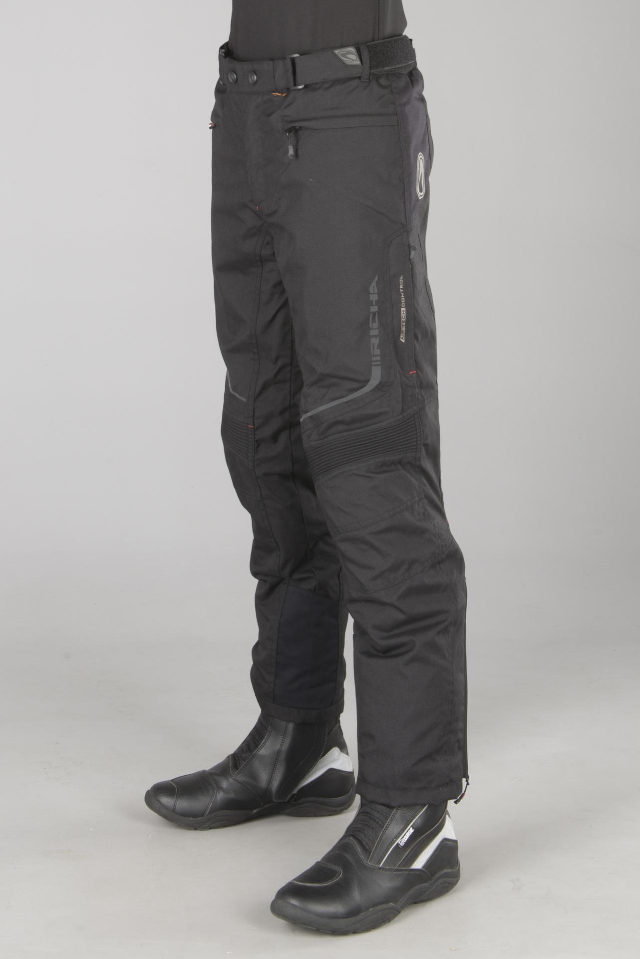 Bukser Richa Colorado (korte ben), Sort
