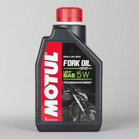 Olej do amortyzatorów półsyntetyczny Motul Motul Light 5W 1L