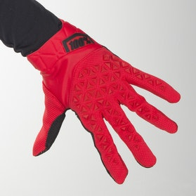 100% Airmatic MX-Gloves Red-Black