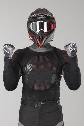 Leatt 3DF AirFit Lite Protection Jacket