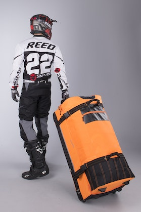 Acerbis X-Moto Gear Bag Orange