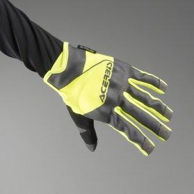 Acerbis Enduro Gloves Black-Yellow
