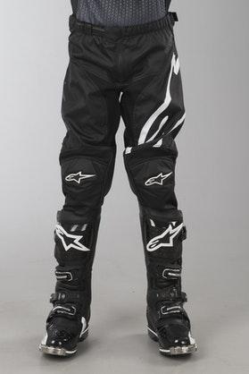 Alpinestars Racer Graphite Children's MX Clothing Black-Anthracite