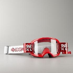 Crossové Brýle Rip 'n' Roll Colossus XL Červená