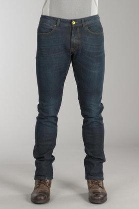 Spidi Qualifier Slim Fit Trousers Blue Vintage 3D