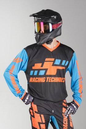 Bluza Cross JT Racing Flo Tec-Megabyte BOC