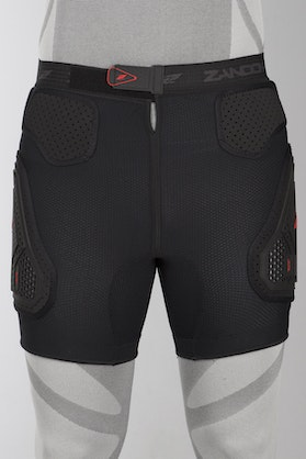 Zandona Esatech Pro Protection Shorts Black