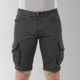 Acerbis Bermuda Smart Sp Club Shorts Dark Grey